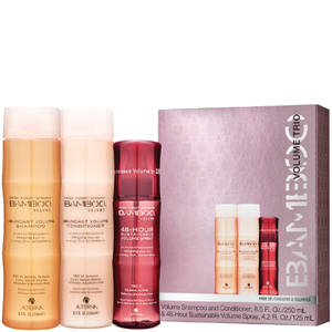 Alterna Bamboo Volume Holiday Trio