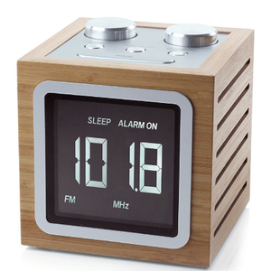 Lexon Dolmen Clock Radio
