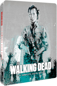 The Walking Dead Season 6 - Zavvi Exclusive Limited Edition Steelbook