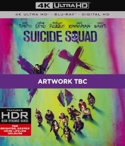 Suicide Squad - 4K Ultra HD