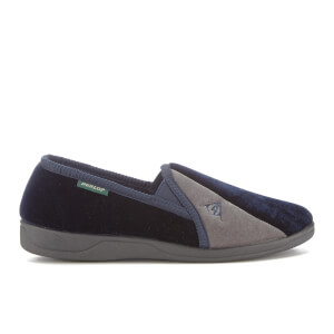 Dunlop Men's Duncan Slippers - Navy