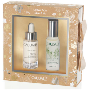 Caudalie Glow and Go Christmas Set (Worth $97)