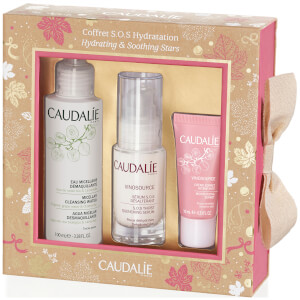 Caudalie Hydrating and Soothing Stars Christmas Set (Worth $73)
