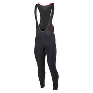 Nalini Dbl XWarm Bib Tights - Black