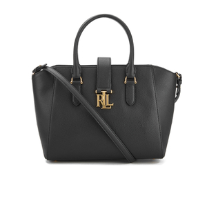 Lauren Ralph Lauren Women's Carrington Bethany Shopper Bag - Black