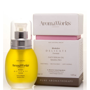 AromaWorks Delicate Face Serum Oil 30ml