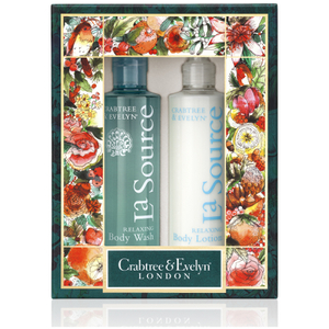 Crabtree & Evelyn La source Body Care Duo (Worth £31.00)