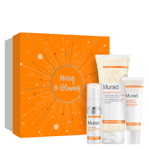 MURAD MERRY AND GLOWING ENVIRONMENTAL SHIELD GIFT SET