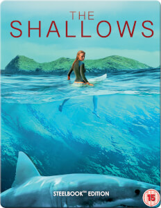 The Shallows - Limited Edition Steelbook