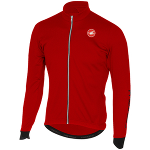 Castelli Puro 2 Long Sleeve Jersey - Red