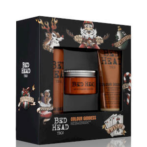 TIGI Bed Head Colour Goddess Shampoo, Conditioner & Mask Gift Set (Worth £47.37)