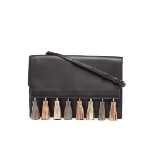 Rebecca Minkoff Women's Sofia Clutch Bag - Black Metallic Multi