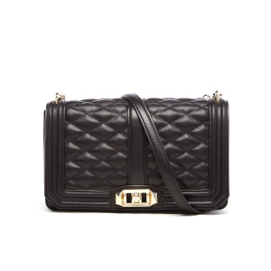 Rebecca Minkoff Women's Love Cross Body Bag - Black