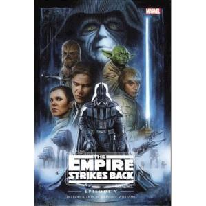 Star Wars: Episode V: The Empire Strikes Back Hardcover Graphic Novel