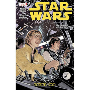 Star Wars Vol. 3: Rebel Jail Paperback Graphic Novel