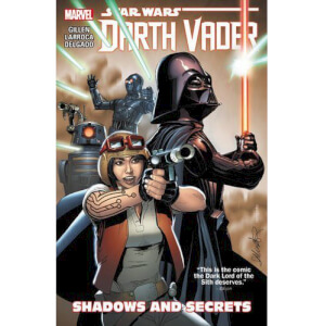 Star Wars: Darth Vader Vol. 2: Shadows and Secrets Paperback Graphic Novel