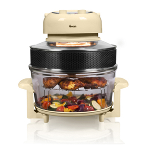 Swan SF31020CN Halogen Oven and Air Fryer - White