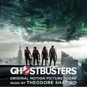 Ghostbusters 2016 - Original Soundtrack (1LP)