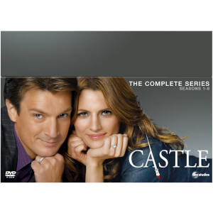 Castle Season 1-8 Complete Box Set DVD