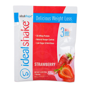 Sample for IdealShake Strawberry