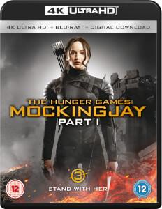 The Hunger Games: Mockingjay Part 1 - 4K Ultra HD