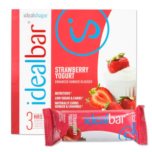 IdealBar Strawberry Yogurt