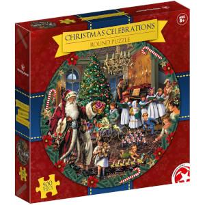 Christmas Puzzle (500 Pieces)
