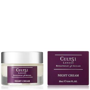 CULT51 Night Cream 20ml