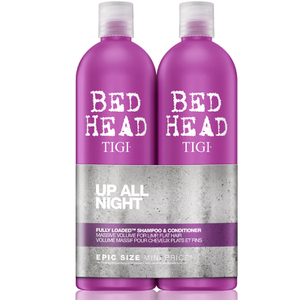 TIGI Bed Head Fully Loaded Massive Volume Tween Duo (2x750ml) (Worth £47.90)