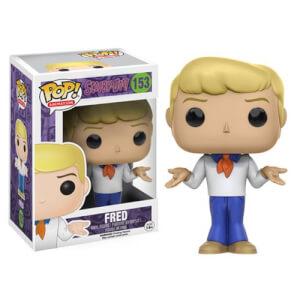 Scooby-Doo Fred Funko Pop! Figuur