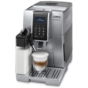 De'Longhi ECAM350.75. S Dinamica Bean To Cup Espresso Maker - Silver
