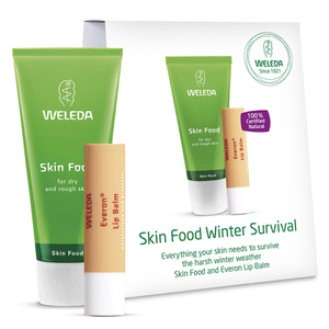 Weleda Winter Protection Balms 2016 (Worth £12.95)