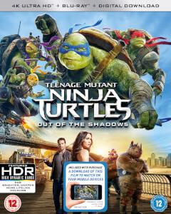 Teenage Mutant Ninja Turtles: Out Of The Shadows - 4K Ultra HD