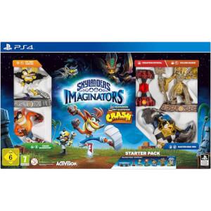 Skylanders Imaginators Starter Pack - Crash Bandicoot Limited Edition
