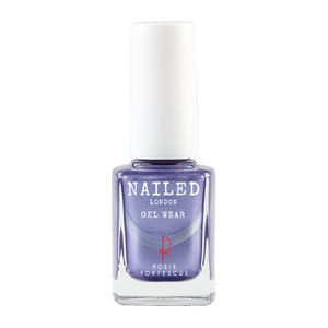 Nailed London with Rosie Fortescue Nail Polish 10ml - Stormy Violets