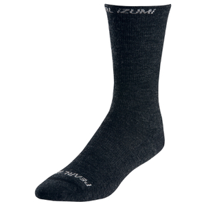 Pearl Izumi Elite Thermal Wool Socks - Black