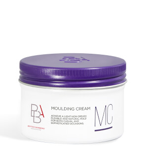 British Barbers Association Moulding Cream 100ml