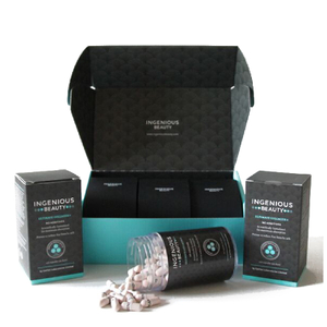 INGENIOUS BEAUTY ULTIMATE COLLAGEN+ BOX OF 3 LIMITED EDITION