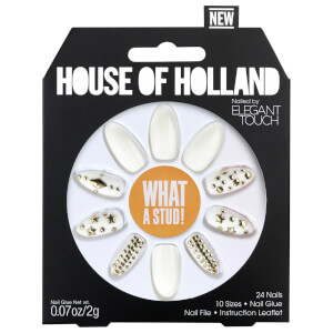 Elegant Touch House of Holland V Nails - What A Stud!