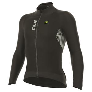 Alé Nordik Medium Jacket - Black/Grey