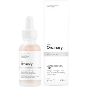 The Ordinary Lactic Acid 10% + HA 2% Superficial Peeling Formulation 30ml