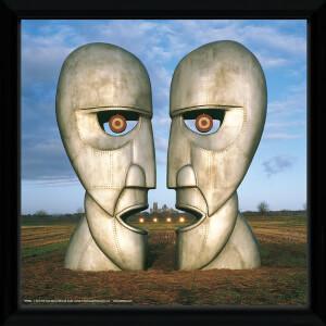 Pink Floyd Metal Heads Framed Framed Album Cover - 12