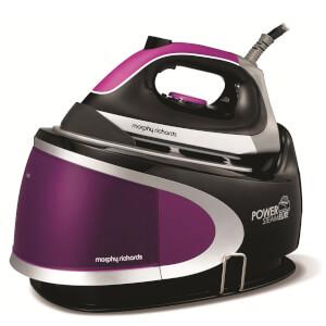 Morphy Richards 330019 Steam Generator - Purple