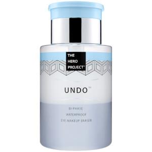 The Hero Project Undo Bi-Phase Waterproof Eye Make-Up Eraser 160ml