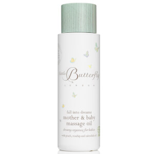 Little Butterfly London Fall into Dreams Mother and Baby Massage Oil 100ml