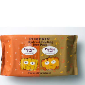 Too Cool For School Pumpkin Hydra and Peeling Duo Pad 82g
