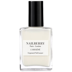 Nailberry White Mist Nail Varnish 15ml