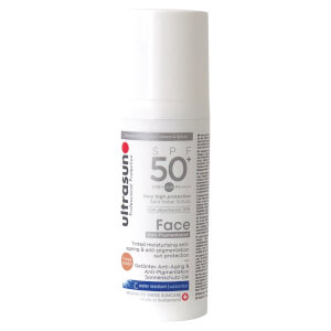 Ultrasun Tinted Anti-Pigmentation SPF50+ Face Lotion 50ml