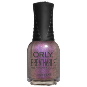 ORLY Spring Breathable Shimmer Collection Nail Varnish - You're a Gem 18ml
