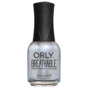 ORLY Spring Breathable Shimmer Collection Nail Varnish - Elixir 18ml
